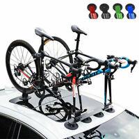 ROCKBROS Fahrradträger Dachgepäckträger Schnellmontage Saugnapf für 1-3 Fahrrad