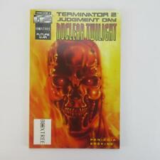 Terminator 2: Nuclear Twilight - Erskine Paniccia - Boxtree 1996 Good Paperback