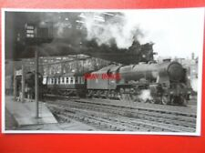 PHOTO  LMS ROYAL SCOT LOCO 46167 THE HERTFORDSHIRE REGIMENT LEAVING CARLISLE STA
