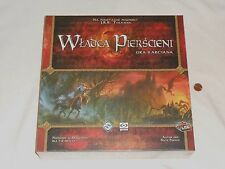 NEW Władca Pierścieni Gra Karciana - POLISH Lord of the Rings Card Game Poland