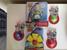 ZEEBEEZ TOY STORY BUNDLE- WOODY - SPIN, POP & CATCH - CAMERA  BRAND NEW SEALED!