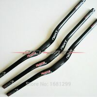 Race Face NEXT Carbon Fiber MTB Handlebar RISE 31.8mm Clamp 620-740mm Bike Parts