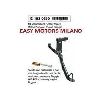 CAVALLETTO LATERALE APRILIA DI-TECH SR R FACTORY STREET MOT.PIAGGIO 50cc 2T