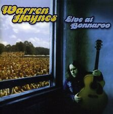Warren Haynes - Live at Bonarroo [New CD] UK - Import