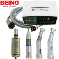 BEING Dental Brushless LED Electric Micro Motor Touch Panel Handpiece 4Hole KAVO