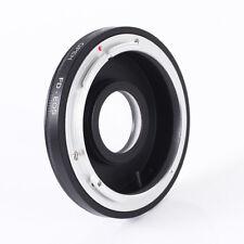 FD/FL Objetivo Soporte Adaptador Con Cristal para Canon EOS EF 7D II 5DIII 750D