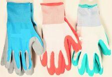 BBH Gardening Gloves - Latex foam / Polyester 10 pack