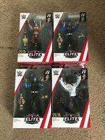 WWE Mattel Elite Series 67 - New Boxed Figures - Choose Yours: