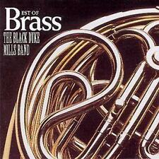 The Black Dyke Mills Band : Best of Brass CD (1997)