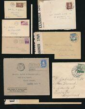 IRELAND COVERS + POSTAL HISTORY POSTMARKS SLOGANS 1935-60