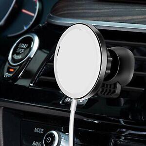 Car Air Vent Wireless Ladegerät Autohalterung Standhalterung für MagSafe