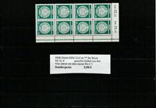 Postfrische Dienstmarken aus der DDR als Satz