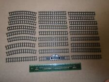 Collection of Triang Series 3 Track for Hornby OO Gauge Train Sets