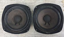 Pair (2) Marantz 930 Design Series HD Midrange 841-1067 Speaker Drivers