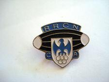 PINS RARE VINTAGE RRCN  REGROUPEMENT RUGBY CLUB NICOIS wxc 4