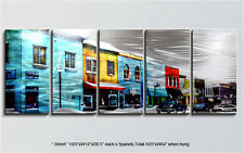 Modern Original Metal Wall Art Large Abstract Indoor Outdoor Decor by Artist
