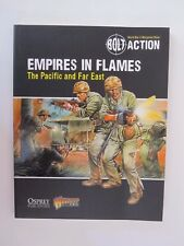 Osprey Book: Bolt Action: Empires in Flames - The Pacific and Far East Wargaming