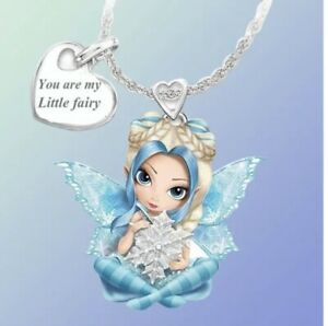 You Are My Little Fairy Charm Necklace