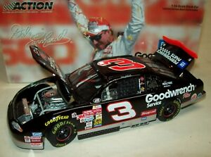 Dale Earnhardt 2000 GM Goodwrench Richmond Race Win #3 Chevy 1/24 NASCAR Diecast