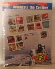 """""""1960s"""" 15 U.S.STAMPS """"CELEBRATE THE CENTURY"""" COLLECTION (# 7 OF 10) ~ SEALED"""