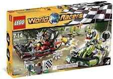 LEGO® World Racers 8899 Gefahr im Krokodil-Sumpf NEU OVP_ Gator Swamp NEW MISB