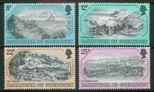 Guernsey 1982 Old Prints MNH fine unmounted mint *COMBINED SHIPPING*