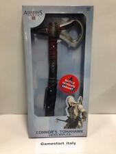 ASSASSIN'S CREED III 3 - TOMAHAWK CONNOR REPLICA VARIANT - NUOVO NEW OFFICIAL