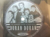 Duran Duran – the Smash Hits Interviews 1985 Flexi Disc
