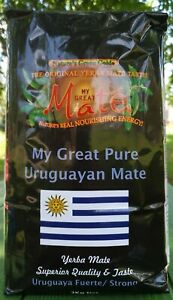 3kg My Great Uruguayan PURE ( STRONG- SMOOTH) Yerba Mate