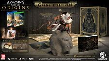 Assassins Creed Origins Gods Collector Edition PS4