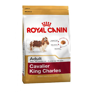 Royal Canin Cavalier King Charles sains et naturel adulte sec