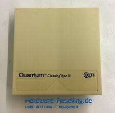 Quantum CleaningTape III DLTtape Reinigungskassette