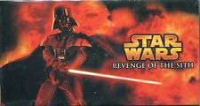 Star Wars Revenge Of The Sith Widevision Complete 80 Card Base Set