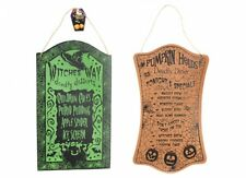 Cauldron Cocktail Plaque Halloween Party Spooky Scary Deco Creepy Horrors Witch