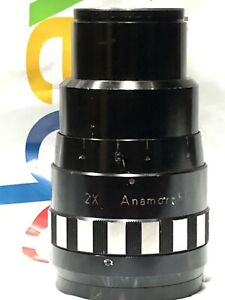 Sankor Anamorphic 35 J  2x Projection Lens in Working Condition.