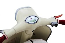 Vespa GT VBA VBB GL GS Sprint GS 160 SS 180 SIP Digital Speedo - 125 MPH - White