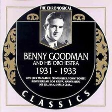 The Chronological Classics: Benny Goodman and His Orchestra, 1931-33, GOODMAN,BE