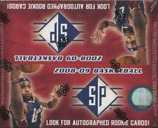 2008-09 Upper Deck SP Authentic Basketball 24 Pack Box, 1 AUTO PER BOX