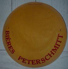 CHAPEAU PAPIER ANNEES 1950 PUB BIERE PETERSCHMITT TOUR DE FRANCE