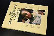 """LES GRANDS PEINTRES ET LEUR TECHNIQUE / W. JANUSZCZAK - 1985 - (E.O.) / """" NEUF """""""