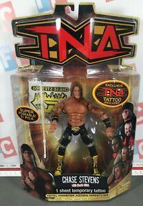 TNA Wrestling Marvel Toys Toy Biz Impact Series 8 Chase Stevens Figure Variant