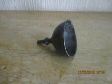 Très ancien entonnoir en étain probablement de la fin 17ème ou 18ème de 9 cm