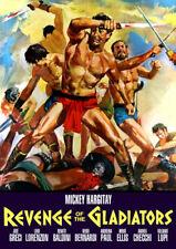 Revenge of the Gladiators [New DVD]