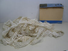 """Vintage Torchon Lace Made in Germany 31 yd. 24"""" #L125"""