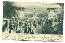 TORINO 1902 - ESPOSIZIONE INT.LE D'ARTE MODERNA Ingresso Principale