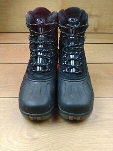 Men's Salomon Snow Boots UK Size 8