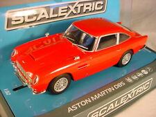 Scalextric Aston Martin DB5 Red 1965 C3722 MB Not DPR