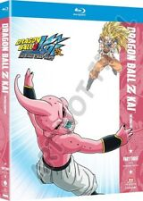 Dragon Ball Z Kai: The Final Chapters - Part Three [New Blu-ray] 3 Pack
