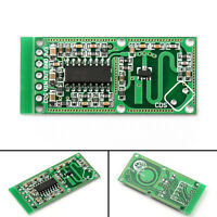 RCWL-0516 Microwave Radar Sensor Switch Module Body Induction Detector 4-28V T2