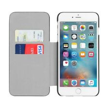 NEW Incipio - iPhone 6 PLUS, 6s PLUS-Wallet Folio Credit Card, Rigid Cover-Black